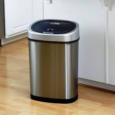 choosing best kitchen trash cans tipshome design styling choosing best kitchen trash cans tips