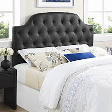 Tufted Leather Headboard Tufted Faux Leather Headboard