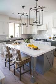 small white kitchen design ideas with porcelain tiles backsplash