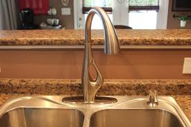 kitchen faucet pfister new pfister indira kitchen faucet brass and whatnots