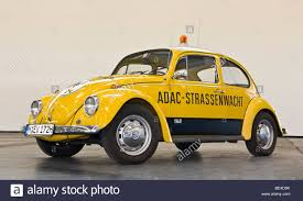 used yellow volkswagen beetle for vw beetle model which had been used on german roads by the adac