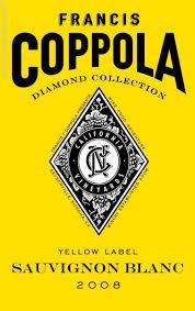 francis coppola diamond collection 2016 francis ford coppola diamond collection yellow label sauvignon