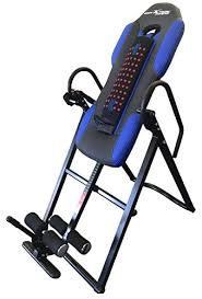 body fit inversion table body xtreme fitness inversion table advanced heat and massage
