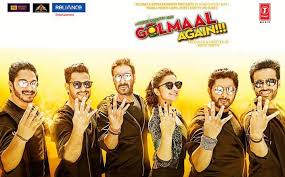 bollywood film the promise golmaal again movie review lives up to its promise of being a