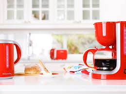 Small Red Kitchen Appliances - appliance colorful kitchen appliances furniture design colored