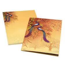 Indian Wedding Card Box Indian Wedding Cards At Rs 40 Piece Wedding Invitation Card