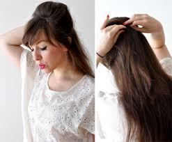 Frisuren Lange Haare Haarspangen by Geflochtene Haare Eine Effektvolle Frisur Aus Geflochtenen Zöpfen