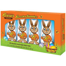 reese s easter bunny reese s easter peanut butter reester bunnies from big y world