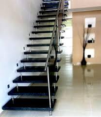 treppen aus granit freitragende treppen und bolzentreppen aus granit und marmor