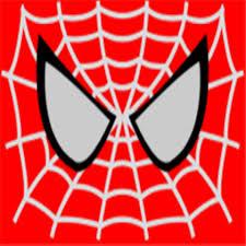 spider man movie face roblox