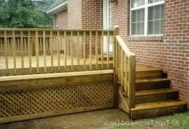 Ideas For Deck Handrail Designs Deck Handrail Design House Design And Planning