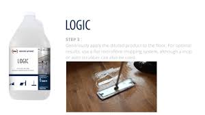 Mops For Laminate Wood Floors Logic Floor Cleaner For Laminate Vinyl Tile And Wood Youtube