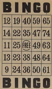 124 best bingo card crafts images on pinterest bingo cards card
