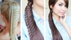Easy Hairstyles Medium Long Hair by Cute Hairstyles With Braids For Medium Hair