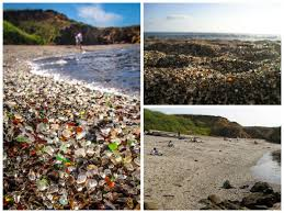 beach of glass check out some amazing images of california s glass beach