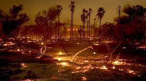 Wildfire Anderson Ca by Toll From Northern California Firestorms Sharply Rise 2 000