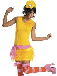 Ernie Bert Halloween Costumes Big Bird U0027 Halloween Costumes Selling Crazy