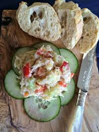 Summer Lunches Entertaining - crab pate slimming world pinterest recipes