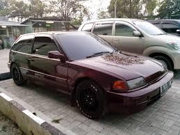 mobil bekas honda civic honda civic genio bekas surabaya fiat test drive