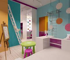 playful modern kids room interior design ideas
