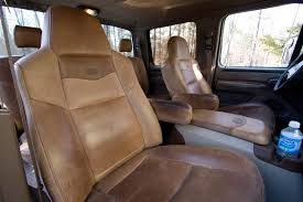 2000 Ford F250 Interior King Ranch Seats In 1997 F350 Diesel Forum Thedieselstop Com
