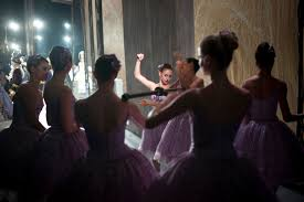 how to write a paper whitesides a ballet dancer offstage with a camera the new york times view slide show22 photographs