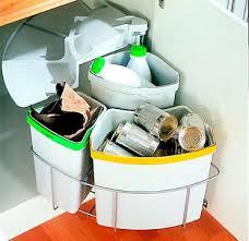 poubelle pour meuble de cuisine poubelle pour cuisine intgre poubelle coulissante bac litres