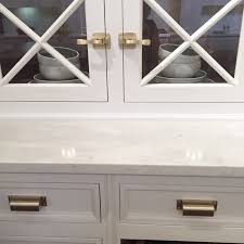 Classic Casual Home by White Kitchen With Brass Accents And It U0027s Always A Good Idea