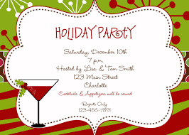 holiday cocktail party invitations u2013 gangcraft net