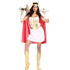 wholesale halloween costumes for women egypt roman female warrior