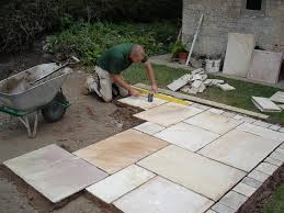 home decorating for dummies laying a patio good home design top with laying a patio home ideas