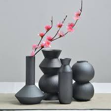 Modern Flower Vase Large Ceramic Flower Vases Antique Ceramic Flower Vases Gold Vase