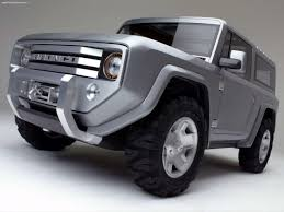 How Much Is The 2016 Ford Bronco Ford Bronco Concept 2004 Youtube