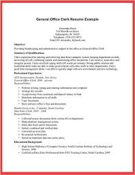Office Clerk Resume Examples by Office Clerk Resume Jpg