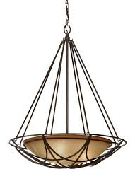 Inverted Pendant Lights by F2607 3mbz 3 Light Uplight Chandelier Mocha Bronze