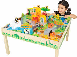 Calico Critters Play Table by Imaginarium Zoo Play Table Toys