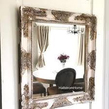 ornate mirrors white nursery mirror large wall hanging mirror