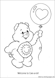 care bears coloring 123 crafty 80 u0027s care bears coloring