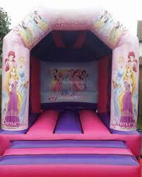 10x12 disney princess bouncy castle