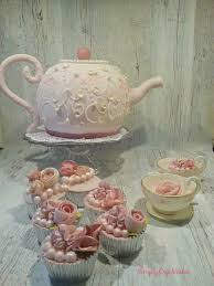 vintage tepotte kage simplycupncakes