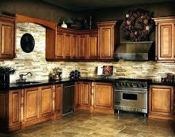 kitchen countertop tiles ideas backsplash with oak cabinets kitchen tile ideas oak cabinets tile