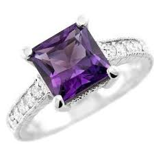 Purple Wedding Rings by 223 Best Not Your Typical Engagement Ring Images On Pinterest
