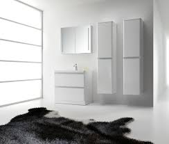 Modern Black And White Bathroom by Eviva Glazzy 36
