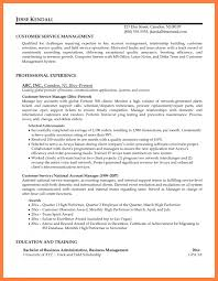 Accounting Manager Resume Sample by 6 Customer Support Manager Resume Bussines Proposal 2017