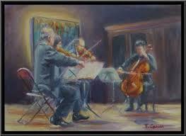 musique de chambre peinture musique de chambre