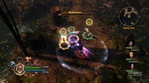 dungeon siege 3 split screen dungeon siege iii