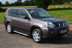 used nissan x trail manual for sale motors co uk