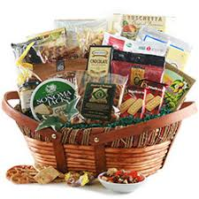 Food Gift Basket Ideas Christmas Gourmet Gift Baskets Diygb