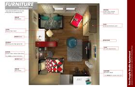interesting small studio apartment design floor plans layout for ideas