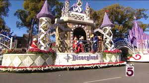 2016 parade disneyland 60th anniversary parade float